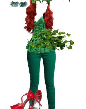 Poison Ivy Costume Feature Image