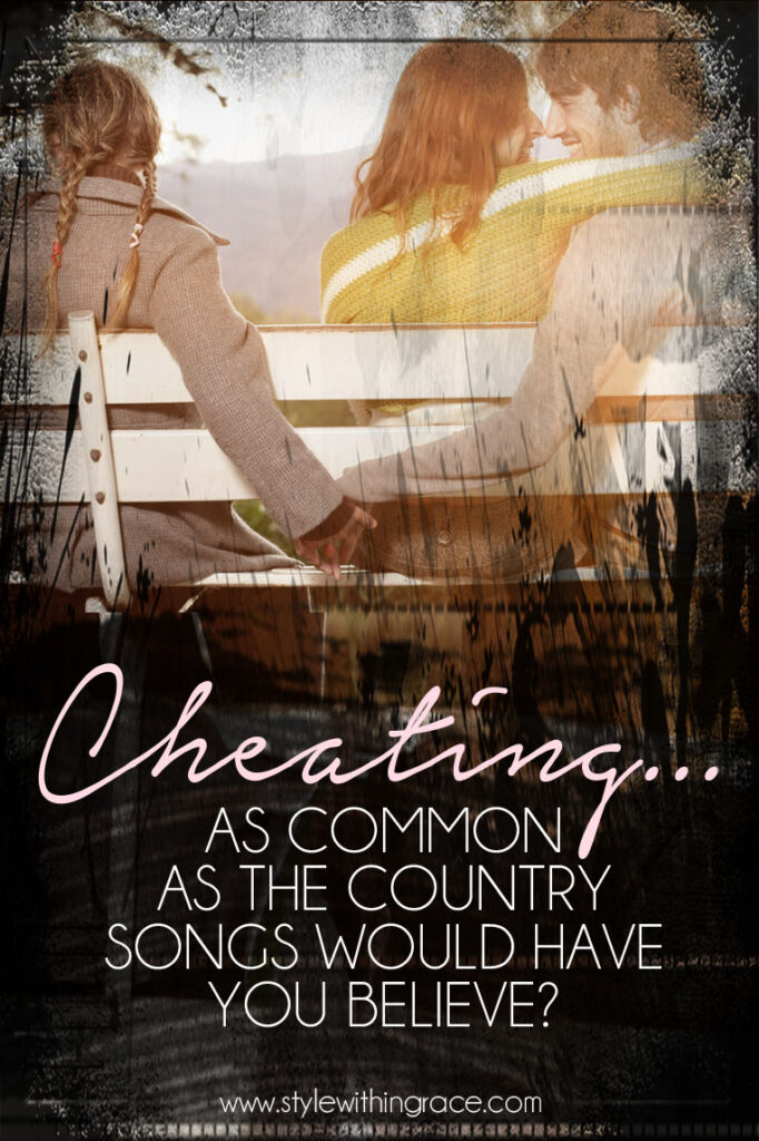 Cheating… As common as the country songs would have you believe?