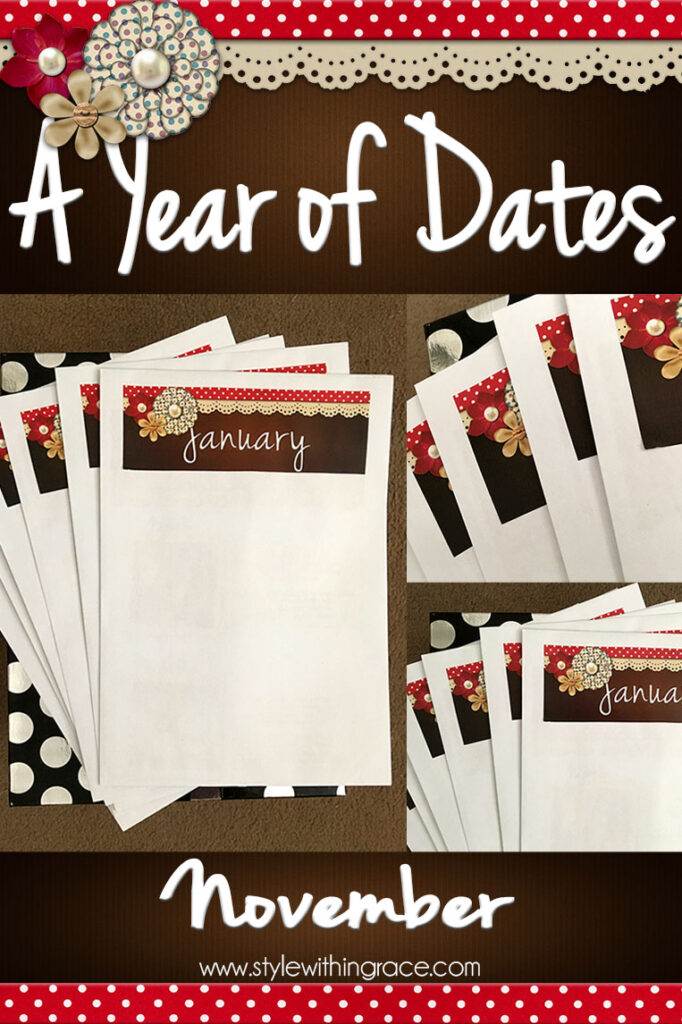 A Year of Dates (November)