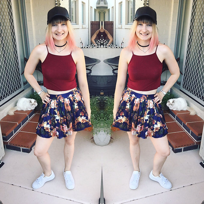 DAREcember Outfit Day 3