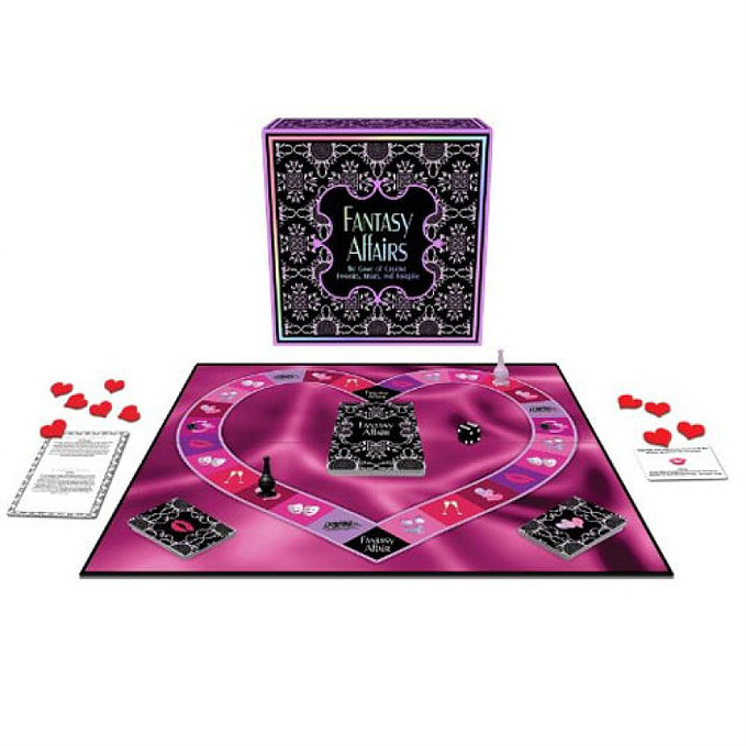 Fantasy Affair Sexy Board Game 2