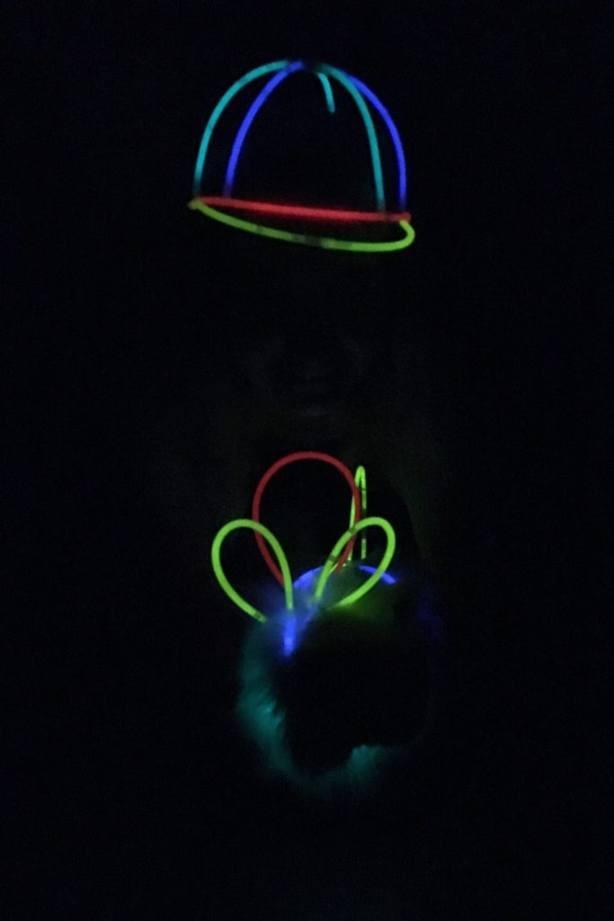 Glow Stick Outfit