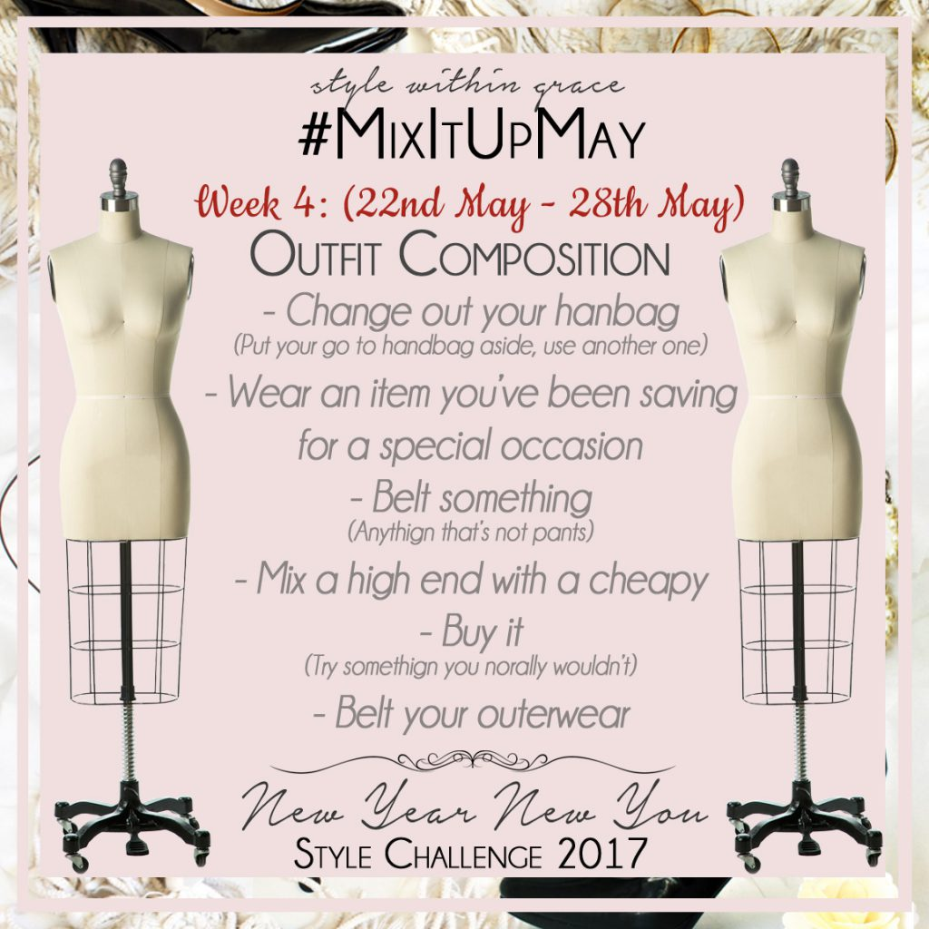 Mix It Up May Style Prompts Week 4