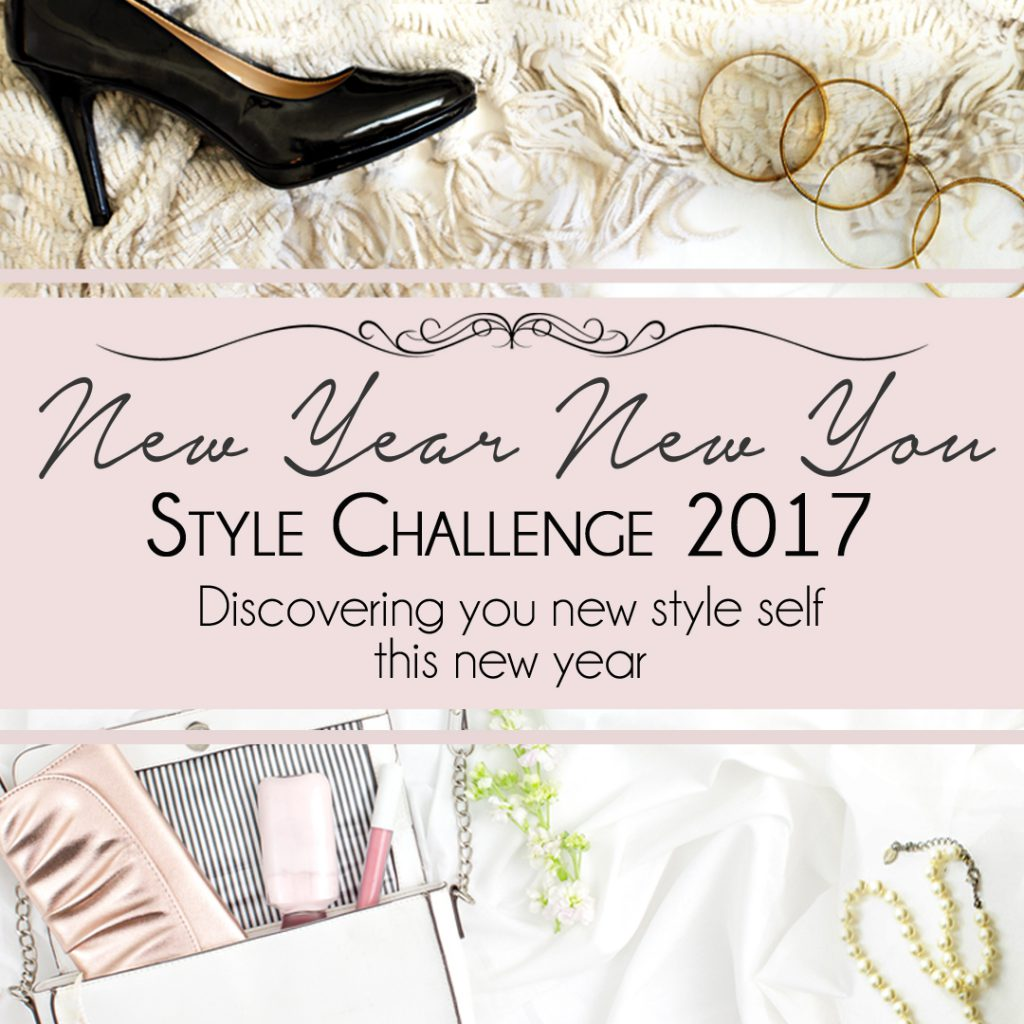 New Year New You Style Challenge Instagram
