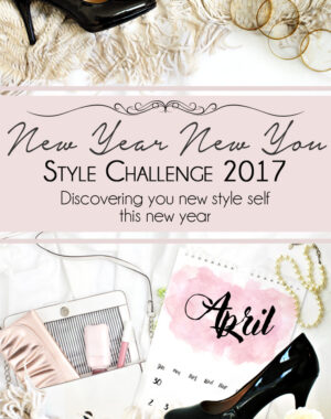 New Year New You Style Challenge April
