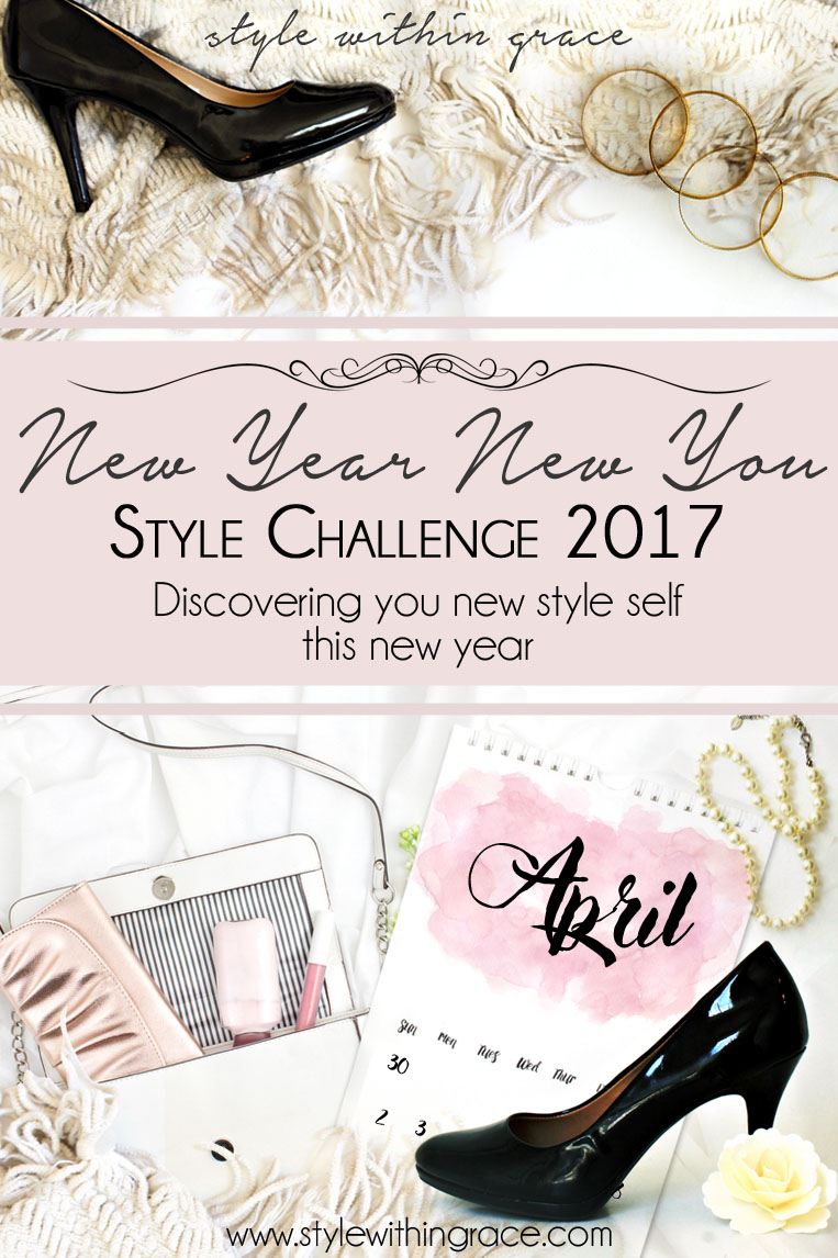This month explored capsule wardrobes and the Thirty in Thirty Style challenge. I created a crazy amount of re-mixable outfits from my limited clothes.