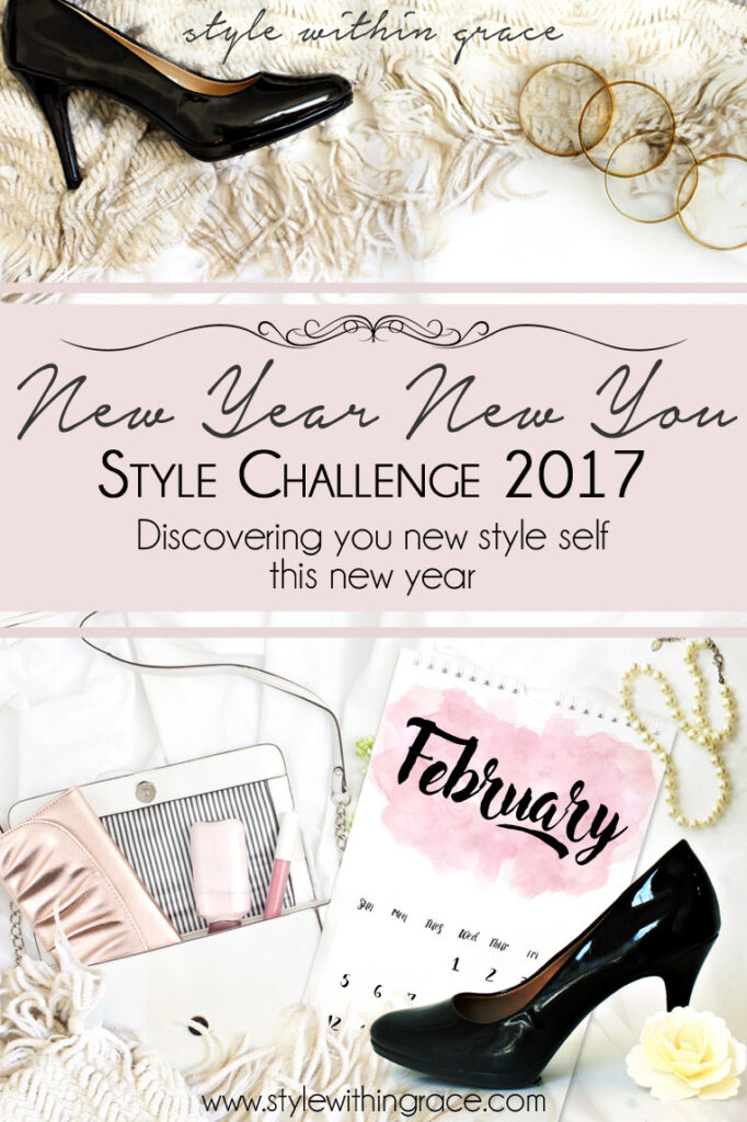 New Year New You Style Challenge (Follow Suit February)
