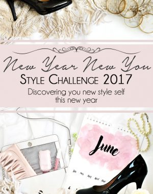 New Year New You Style Challenge Title June