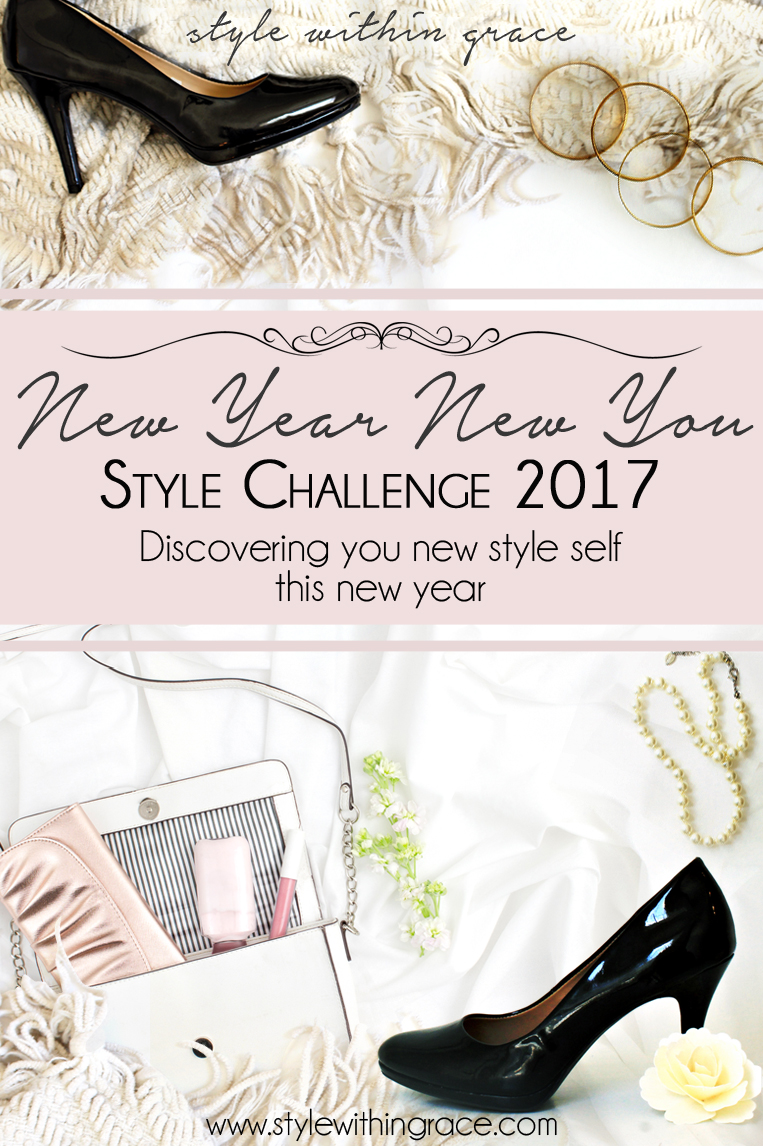 Feeling stuck in a rut with your style? Join me for a year's worth of challenge's that will help you find and refine your personal style. These challenges never go out of date play along at any time.