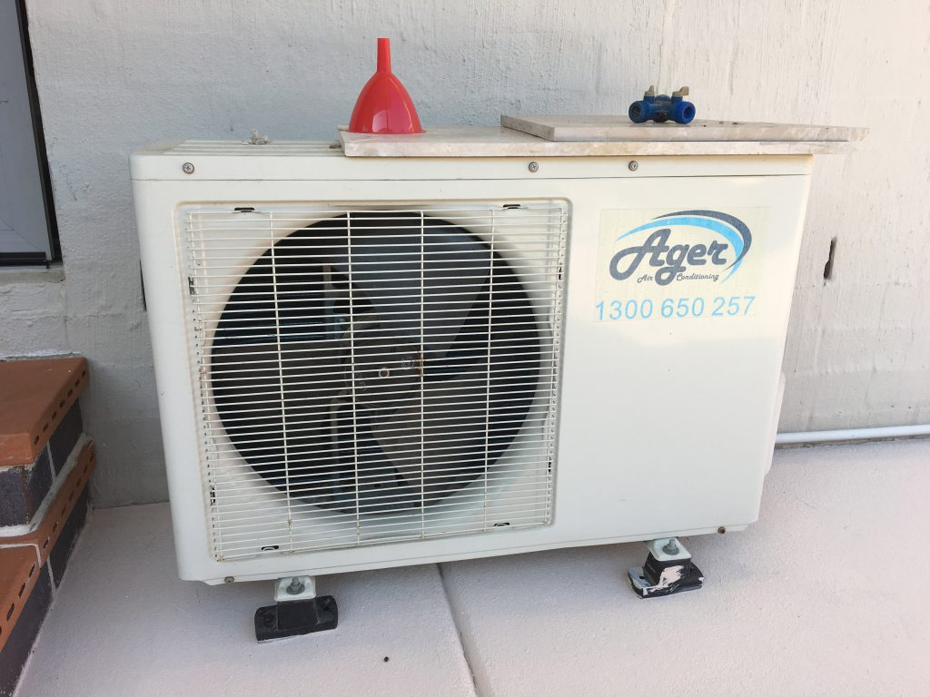 Outdoor Air Con Unit