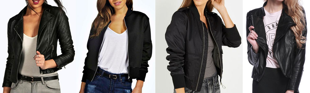 Winter Essentials Leather Jacket