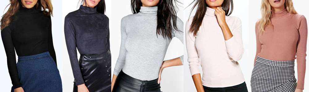 Winter Essentials Turtleneck
