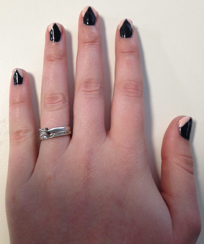 Cat Claw Costume Nails 1