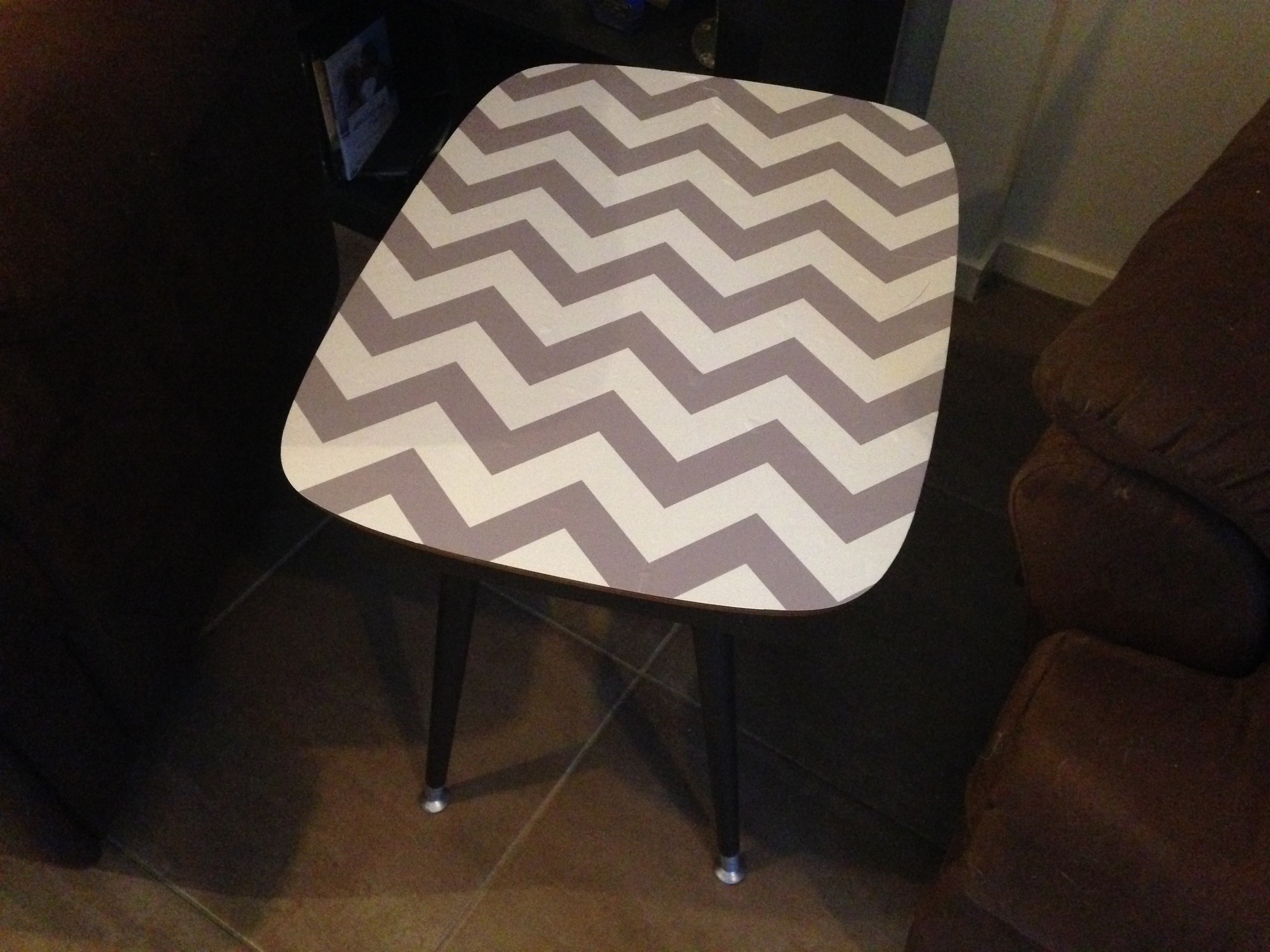 DIY Coffee Table Makeover 3