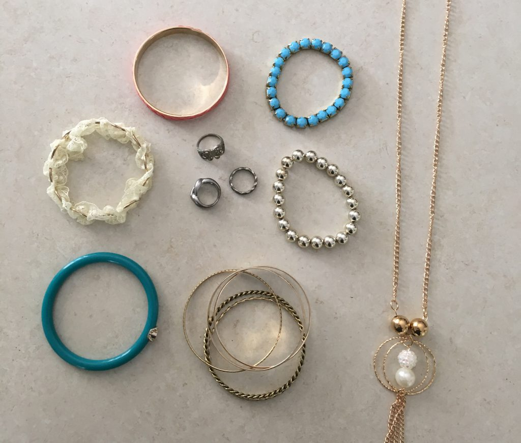 Jewellery Makeover DIY Before 2