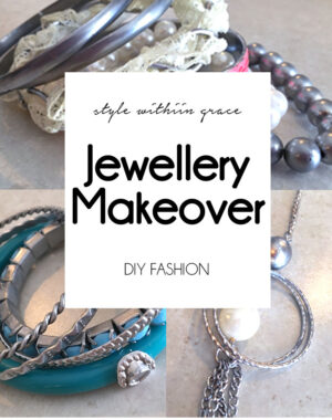 Gold Jewellery Makeover DIY Title