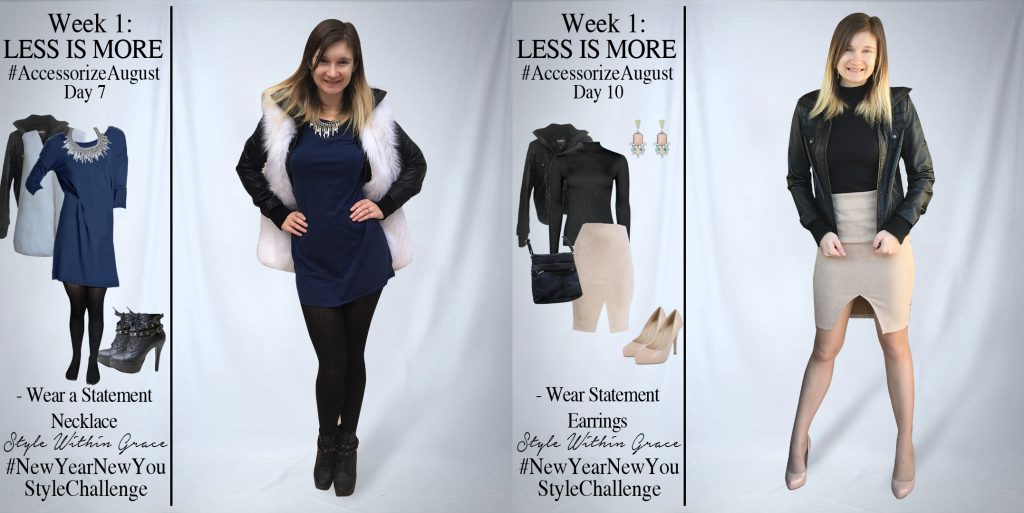 Accessorize August Outfit Ideas Week 1