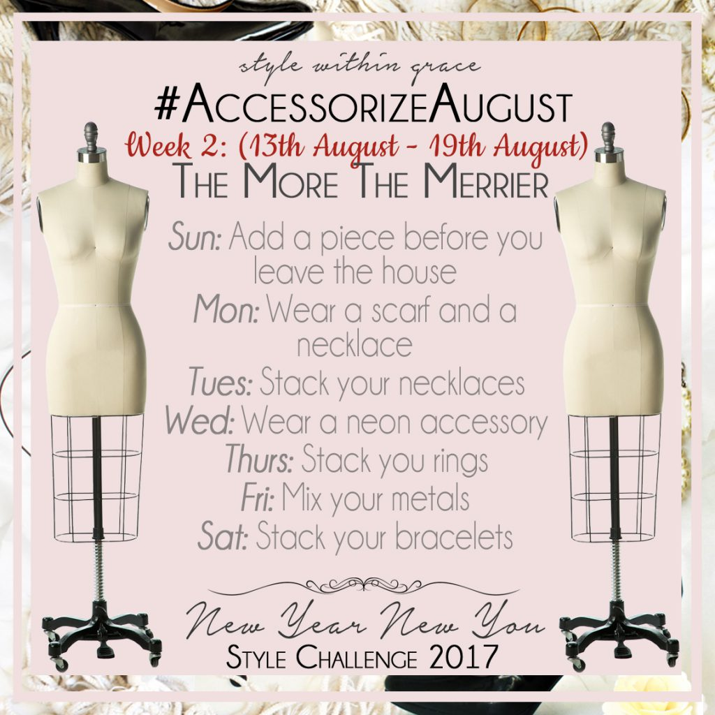 Accessorize August Style Prompts Week 2