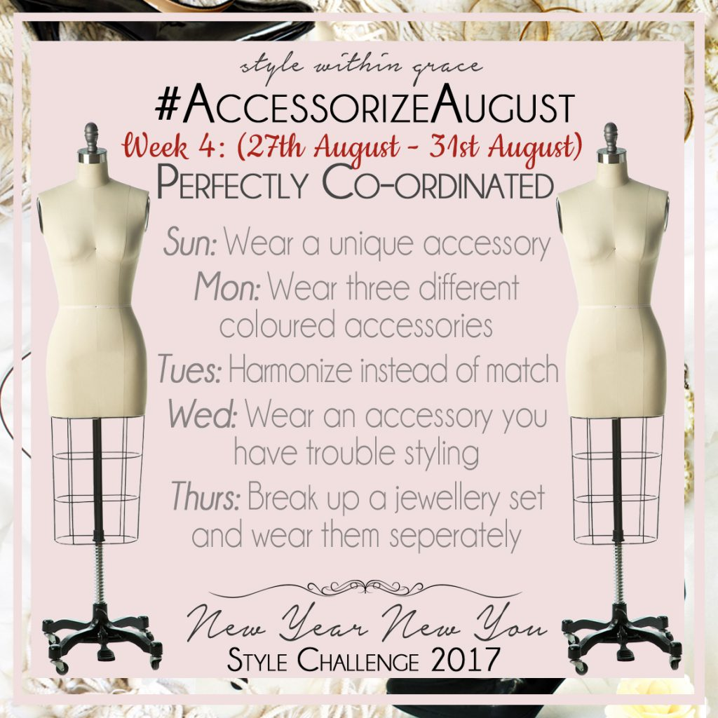 Accessorize August Style Prompts Week 4