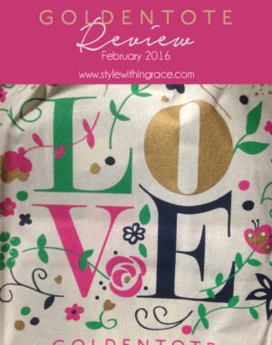 Golden Tote Review 2016