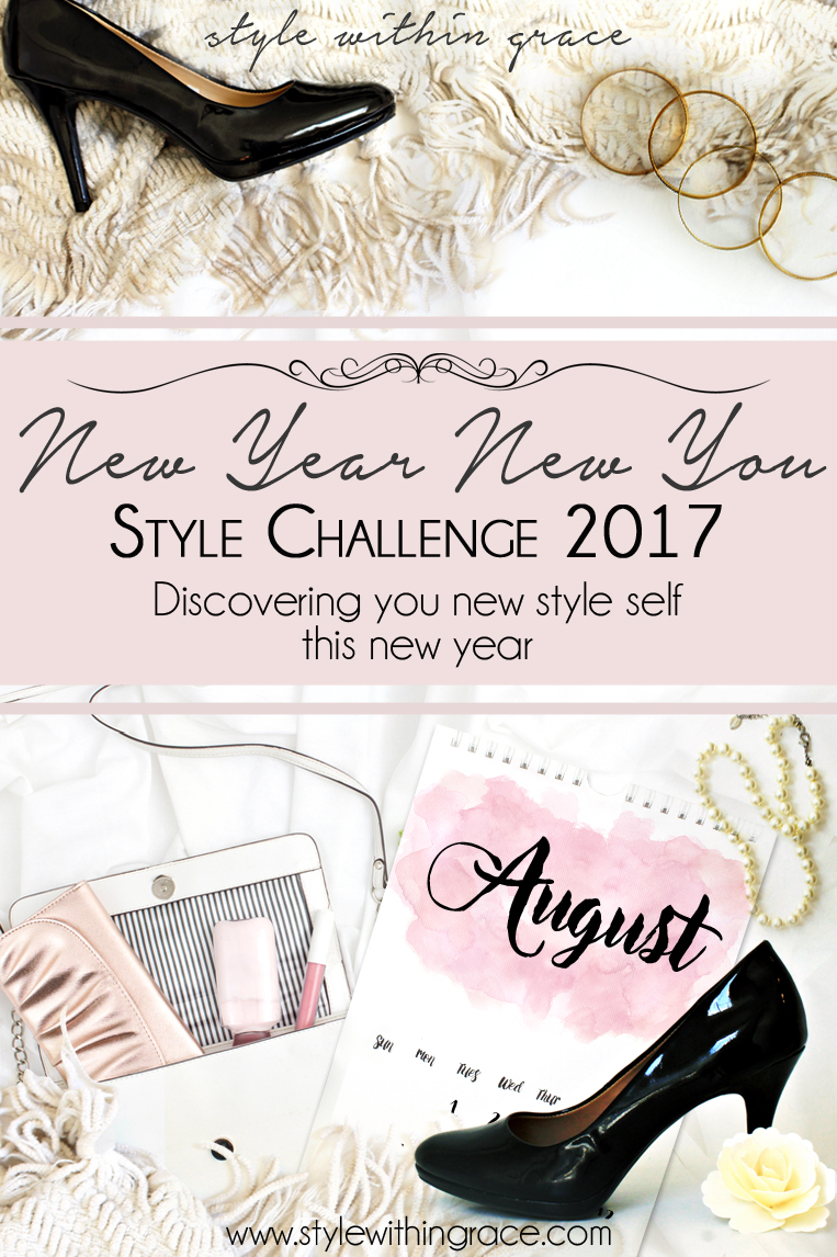 Accessorizing is an important skill to have. You can change up an outfit completely by adding different accessories, suddenly you have a whole new wardrobe of looks. Take your style to another level by completing this month's style challenge!