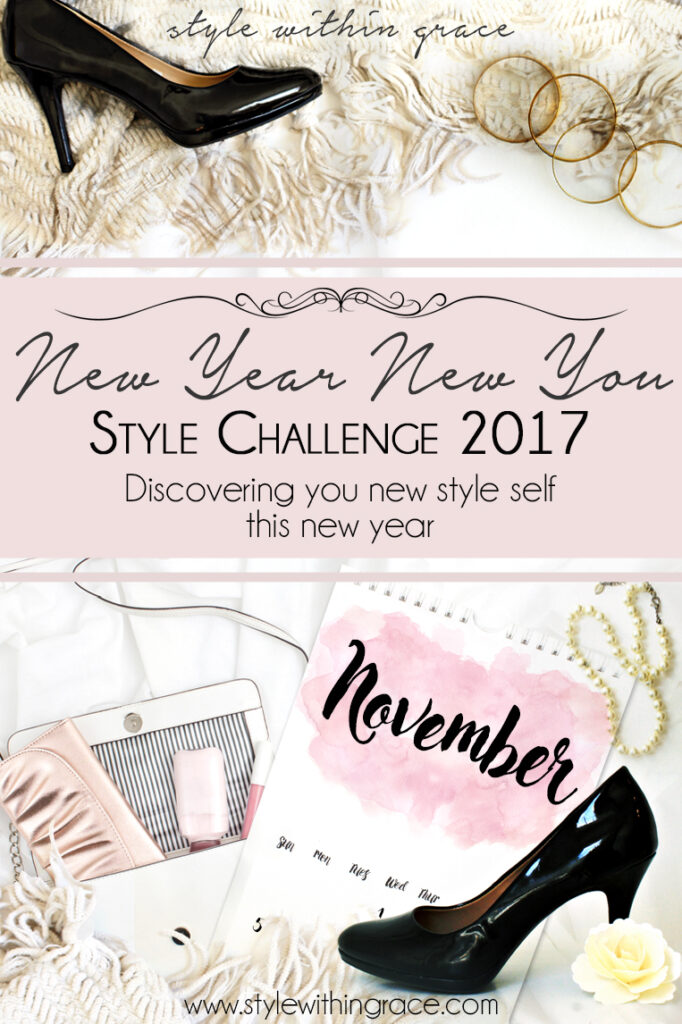 New Year New You Style Challenge November