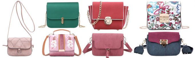 Summer Wardrobe Essentials - Colourful Crossbody Bag