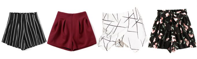 Summer Wardrobe Essentials - Dress Shorts