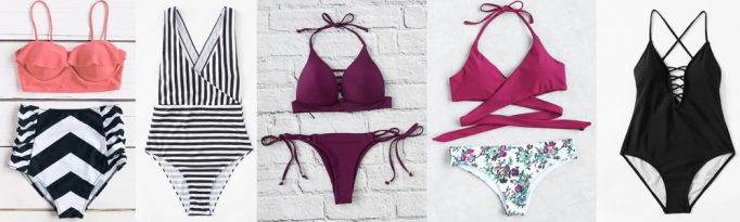Summer Wardrobe Essentials - Swimsuits