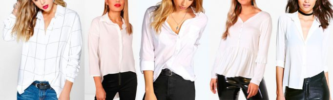 Summer Wardrobe Essentials - White Button Up Shirt