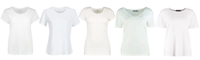 Summer Wardrobe Essentials - White TShirt