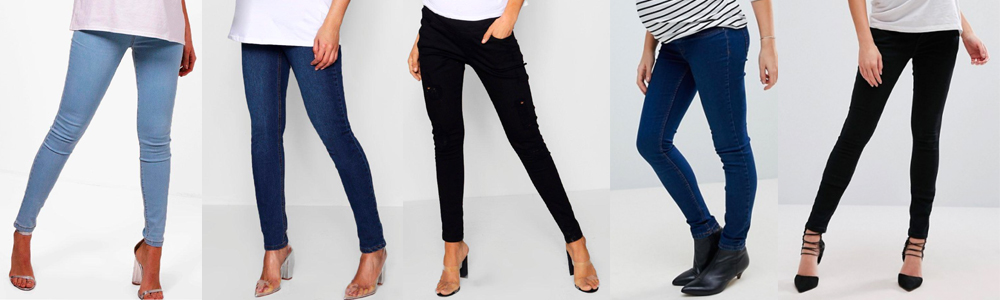 Maternity Wardrobe Essentials - Maternity Jeans