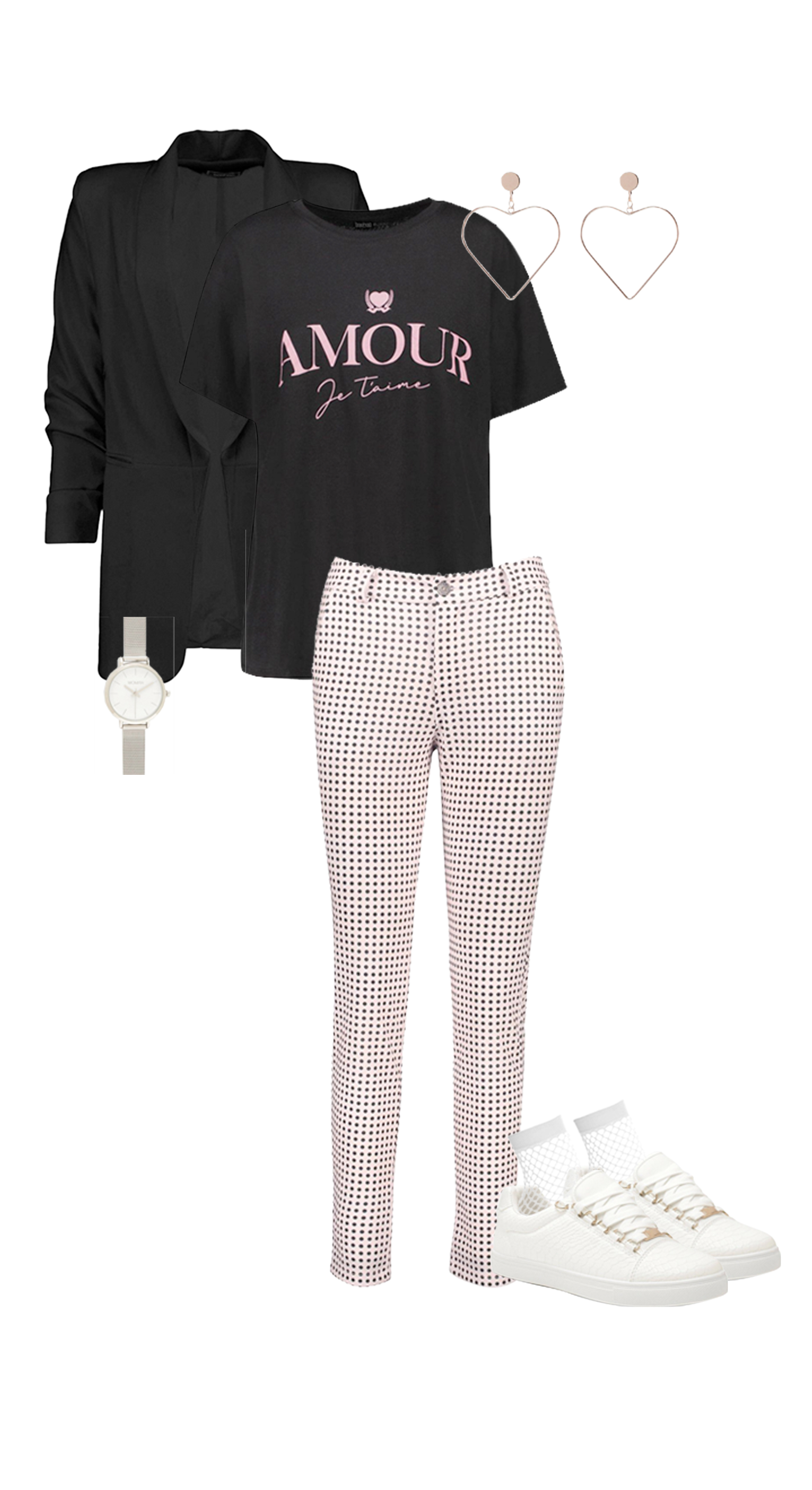Edgy Valentine's Day Outfits 2019 4