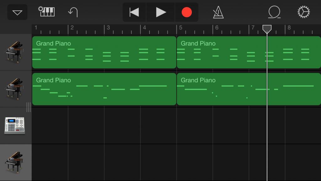 Garage Band App Screenshot 3
