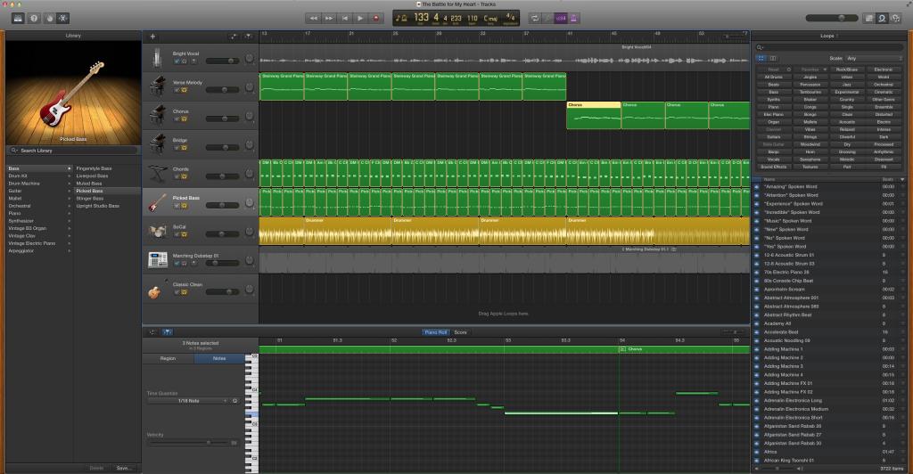 Garage Band Screenshot 1