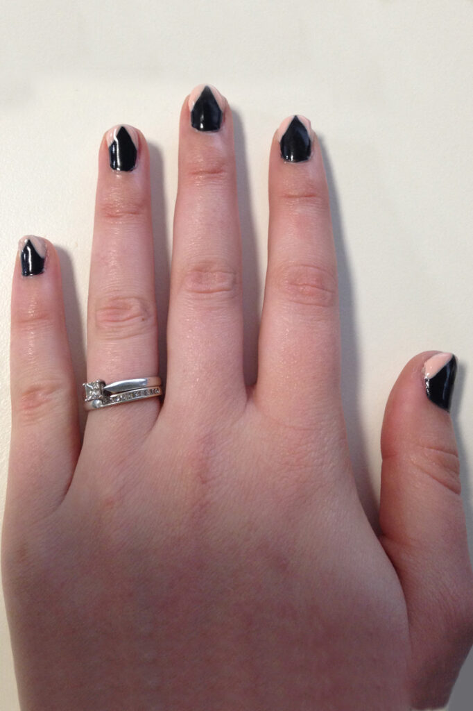 Cat Claw Costume Nails