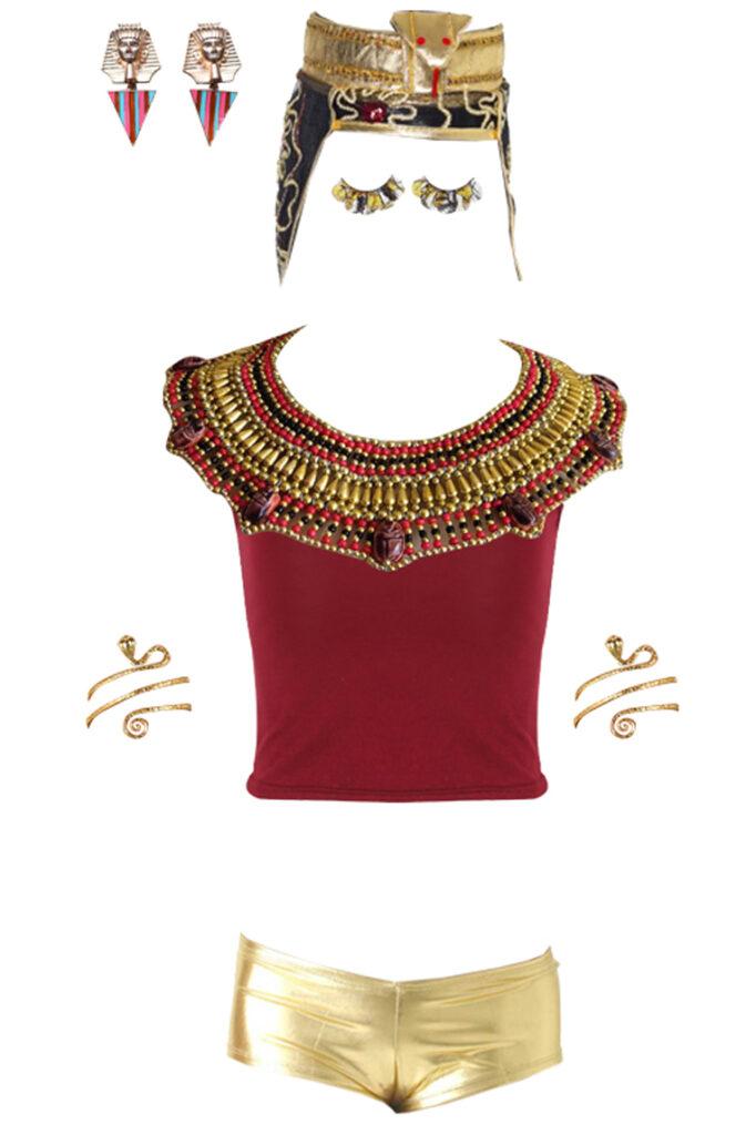 DIY: Ancient Egyptian Pharaoh Costume