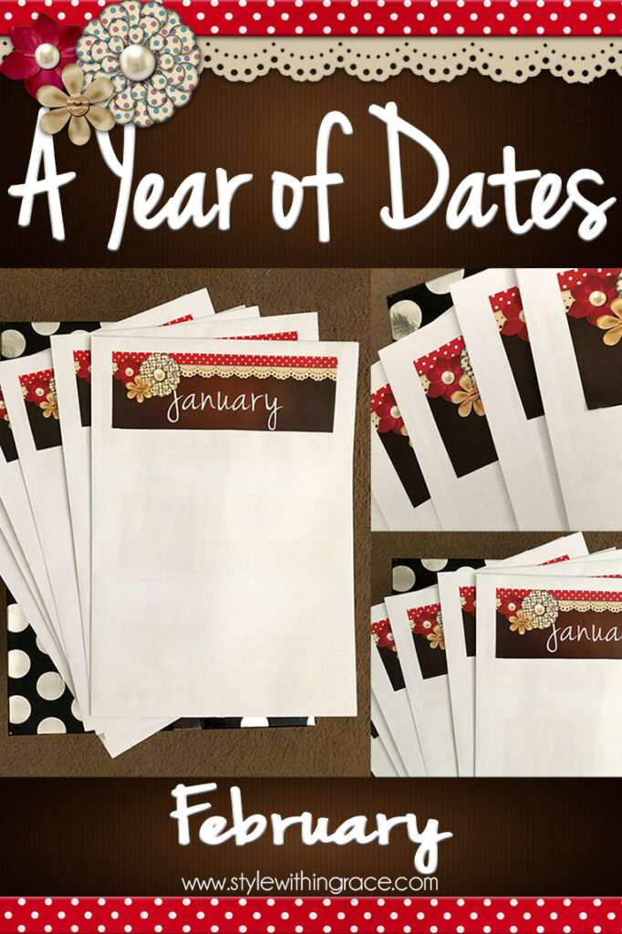 A Year of Dates (In A Box) February