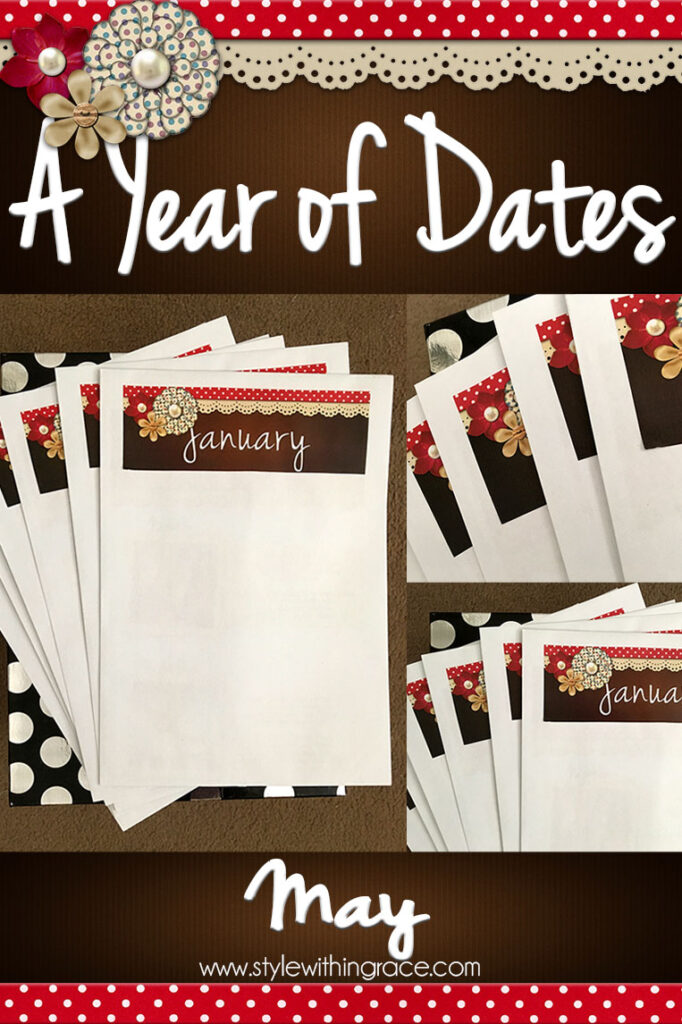 A Year of Dates (May)