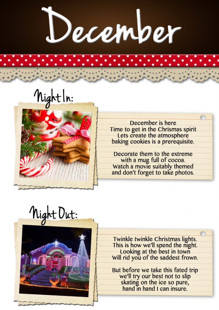 December Date Ideas