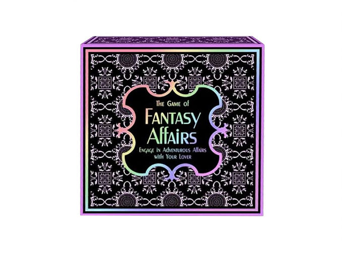 Fantasy Affair Sexy Board Game 1