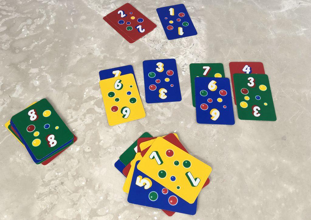 Ligretto Card Game 1