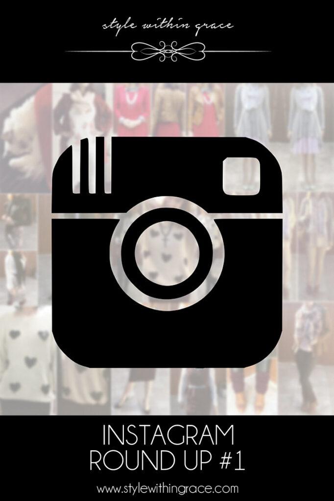 Instagram Round Up #1
