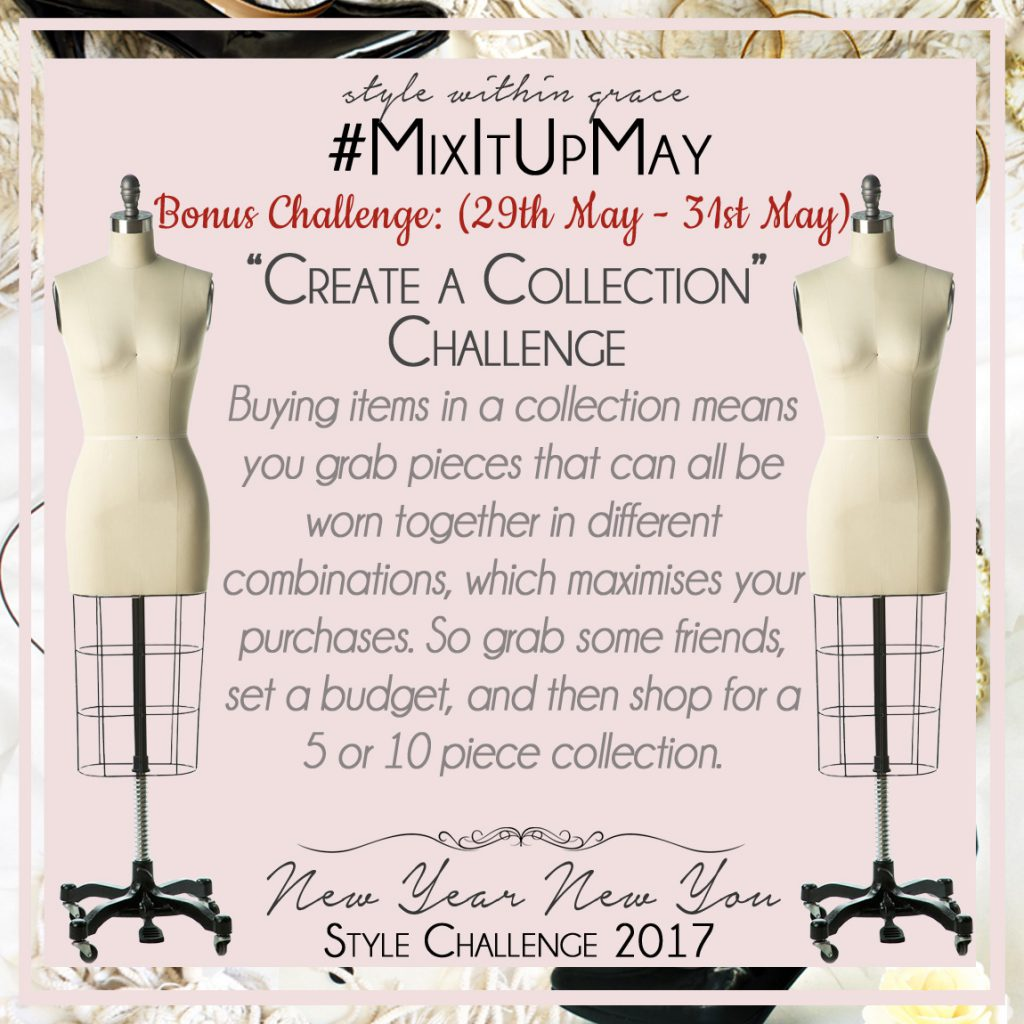 Mix It Up May Style Prompts Week 5 Bonus