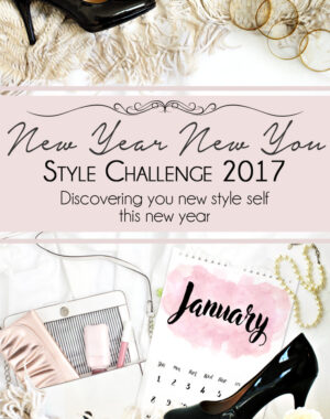 New Year New You Style Challenge January
