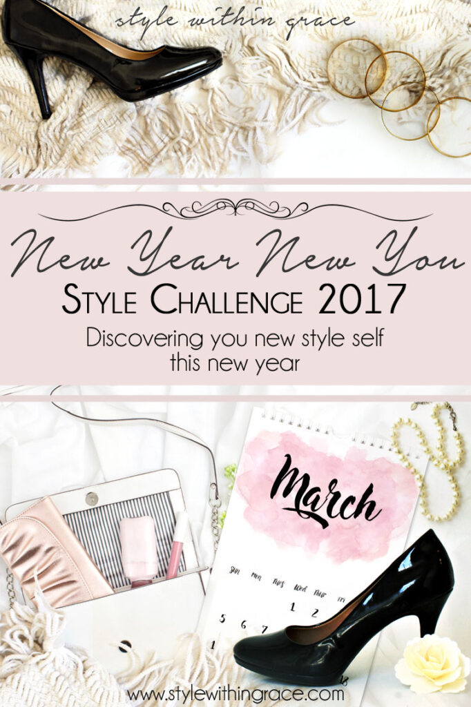 New Year New You Style Challenge March