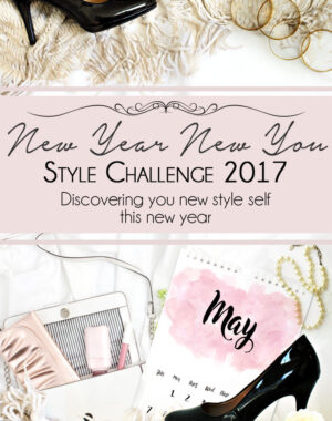 New Year New You Style Challenge May