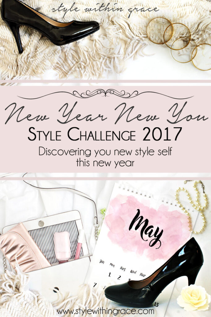 New Year New You Style Challenge (Mix It Up May)