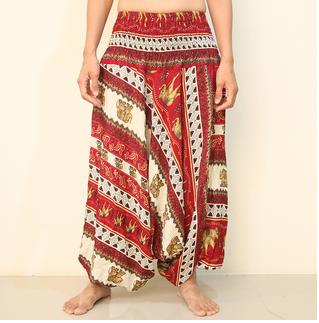 Aladdin Baggy Harem Pants