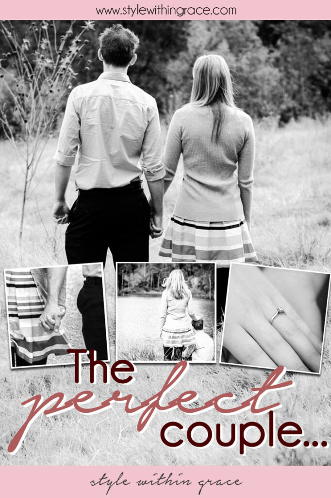 The Perfect Couple… Breaking the Perfection Misconception.